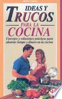 libro Ideas Y Trucos Para La Cocina