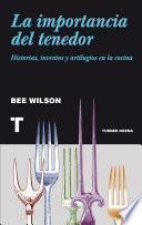 libro La Importancia Del Tenedor