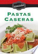 libro Pastas Caseras