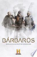 libro Bárbaros