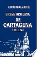 libro Breve Historia De Cartagena