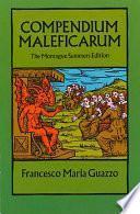 libro Compendium Maleficarum