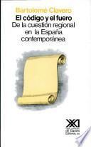libro El Código Y El Fuero