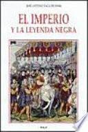 libro El Imperio Y La Leyenda Negra