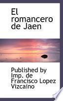libro El Romancero De Jaen