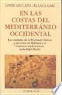 libro En Las Costas Del Mediterráneo Occidental