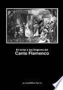 libro En Torno A Los Orígenes Del Cante Flamenco