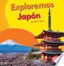 libro Exploremos Japón