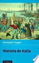 libro Historia De Italia
