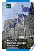 libro Historia De La Integración Europea