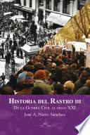 libro Historia Del Rastro Iii