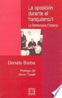 libro La Democracia Cristiana (1936 1977)