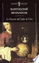 libro La España Del Siglo De Oro