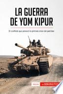 libro La Guerra De Yom Kipur