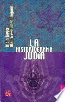 libro La Historiografia Judia