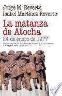 libro La Matanza De Atocha