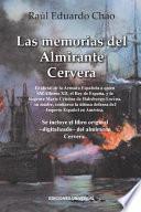libro Las Memorias Del Almirante Cervera