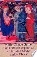 libro Las Noblezas Españolas En La Edad Media