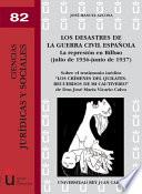 libro Los Desastres De La Guerra Civil Española