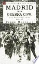 libro Madrid En La Guerra Civil Ii