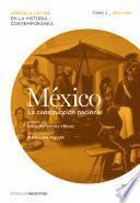 libro México. La Construcción Nacional. Tomo 2 (1830 1880)