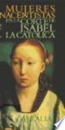 libro Mujeres Renacentistas En La Corte De Isabel La Católica