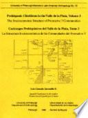 libro Prehispanic Chiefdoms In The Valle De La Plata =