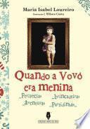 libro Quando A Vovó Era Menina
