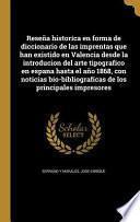 libro Spa Resena Historica En Forma