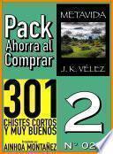 libro Pack Ahorra Al Comprar 2 (nº 029)