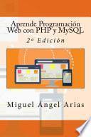 libro Aprende Programación Web Con Php Y Mysql