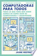 libro Computadoras Para Todos