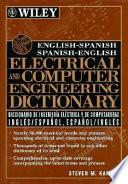 libro English Spanish, Spanish English Electrical And Computer Engineering Dictionary