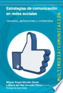 libro Estrategias De Comunicación En Redes Sociales