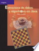 libro Estructuras De Datos Y Algoritmos Con Java