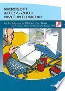libro Microsoft Access 2003. Nivel Intermedio