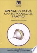 libro Open Gl En Fichas