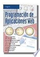 libro Programación De Aplicaciones Web