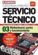 libro Servicio Técnico 03: Motherboard: Partes Y Funcionamiento