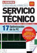 libro Servicio Técnico 17: Optimización De La Pc