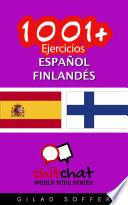 libro 1001+ Ejercicios Español   Finlandés