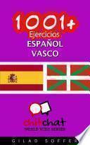libro 1001+ Ejercicios Español   Vasco