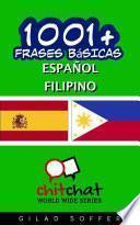 libro 1001+ Frases Básicas Español   Filipino