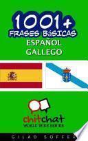 libro 1001+ Frases Básicas Español   Gallego