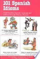 libro 101 Spanish Idioms