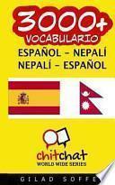 libro 3000+ Espanol   Nepali Nepali   Espanol Vocabulario