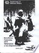 libro Beneficios Federales Para Veteranos Y Sus Dependientes