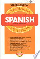 libro Conversational Spanish In 20 Lessons