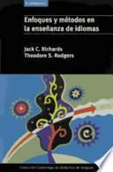 libro Enfoques Y Métodos En La Enseñanza De Idiomas