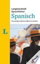 libro Langenscheidt Sprachführer Spanisch